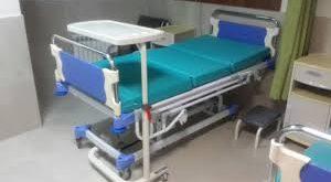 تخت بیمارستانی مدرن