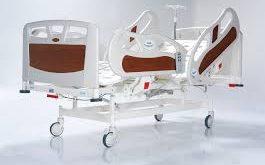 تخت بیمارستانی چهارشکن