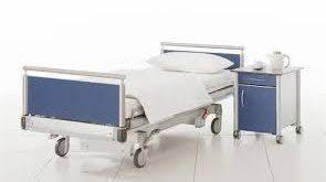 بازار تولید تخت بیمارستانی لگندار