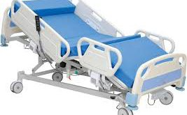 تخت بیمارستانی اتوماتیک