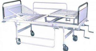 تولید انواع تخت بیمارستانی