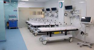 تخت بیمارستانی چشم پزشکی
